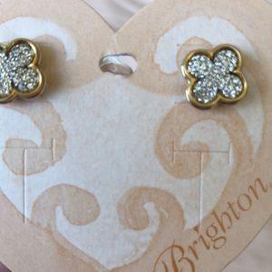 Brighton Massandra REVERSIBLE Earrings NWT